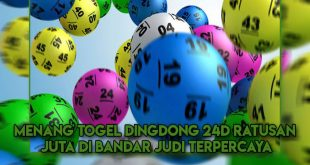 Game Taruhan Dingdong 24D CBET Online
